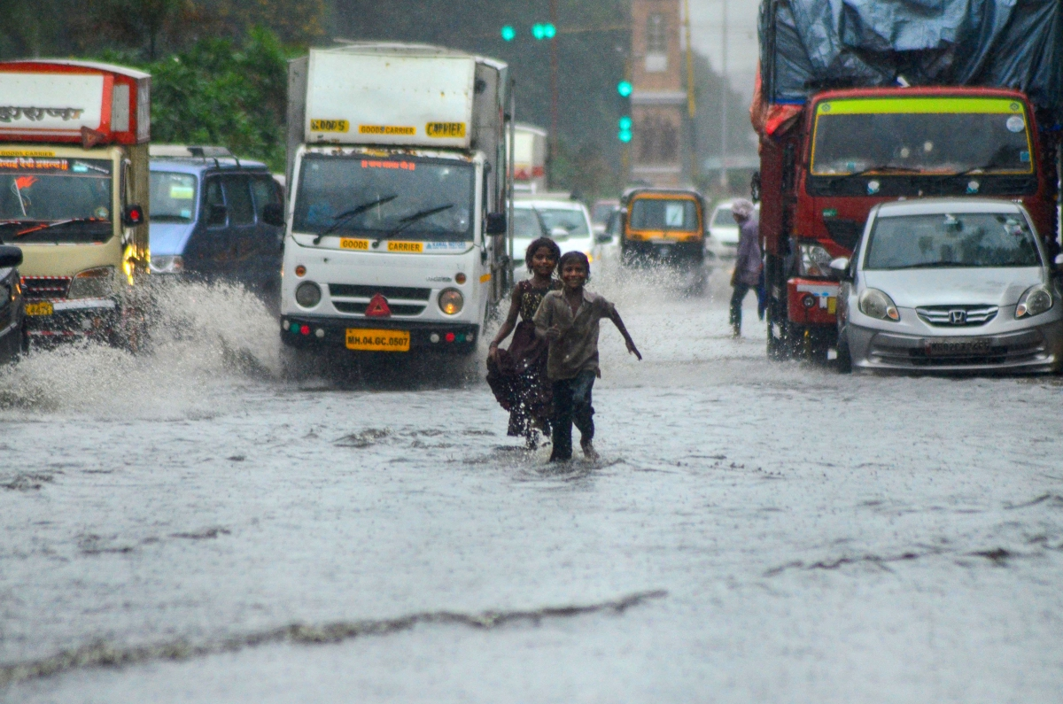 More rain on the cards in Mumbai