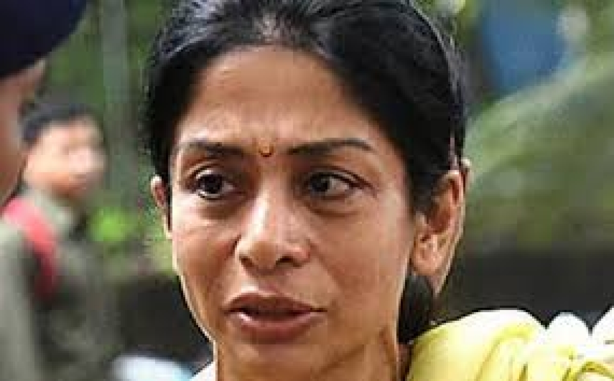 Indrani Mukerjea files interim bail plea