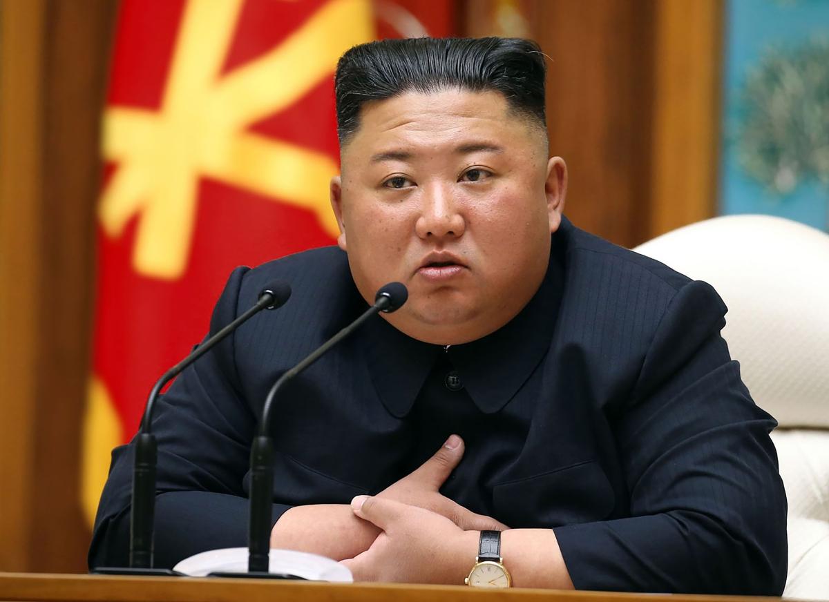 Kim Jong Un suspends military action against South Korea
