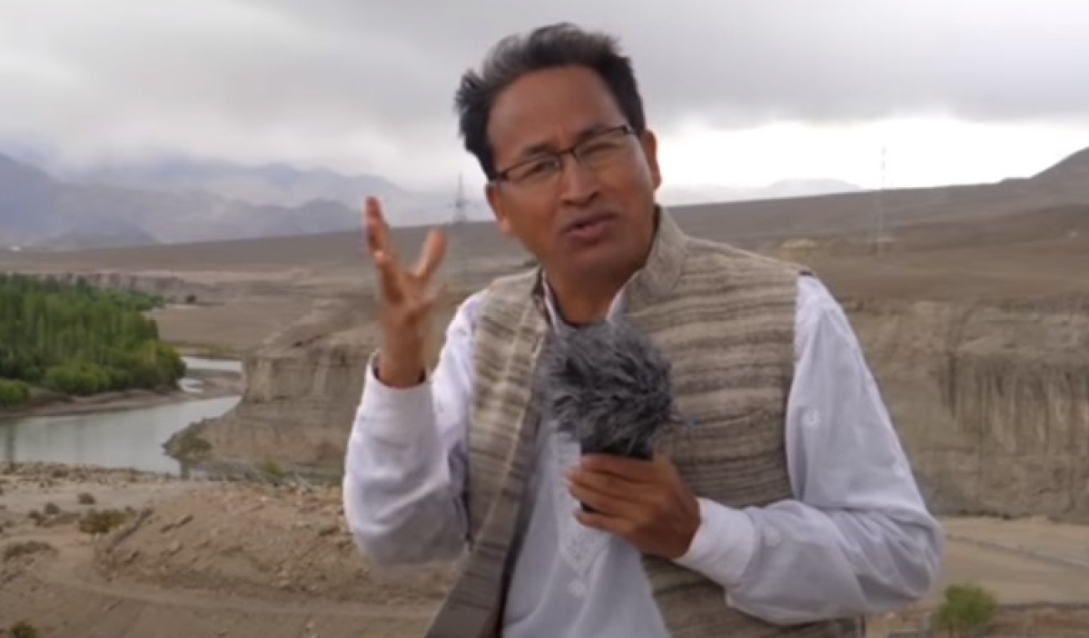 Sonam Wangchuk says 'boycotting China is not spreading hatred'; compares it to Swadeshi Movement