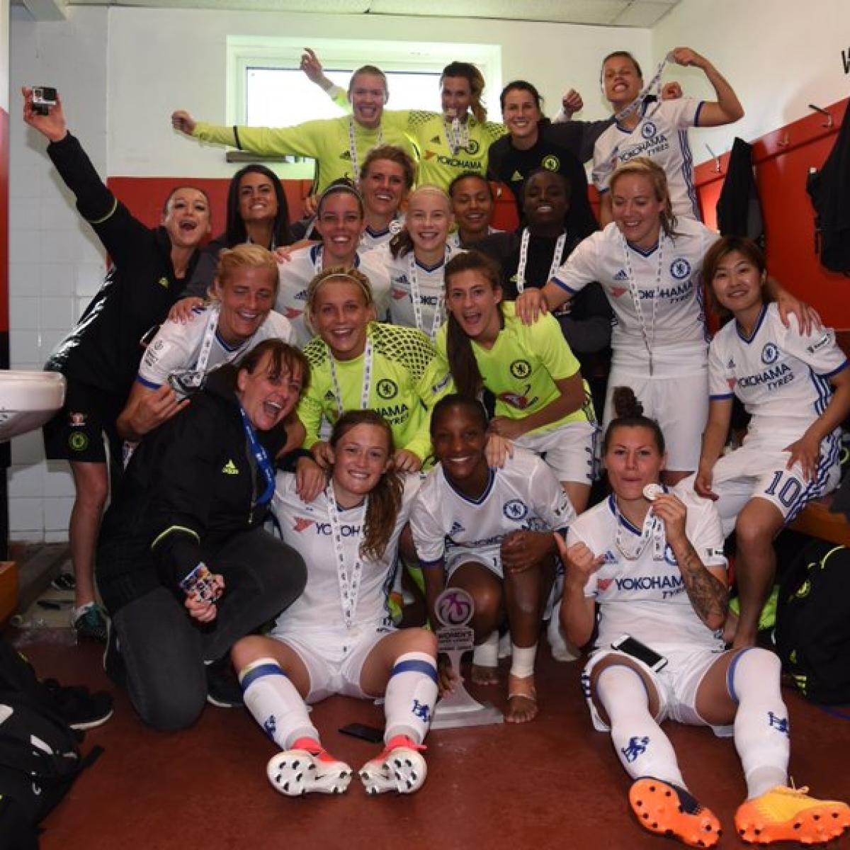 Chelsea crowned champions of Women's Super League, Aston Villa declared Championship winners