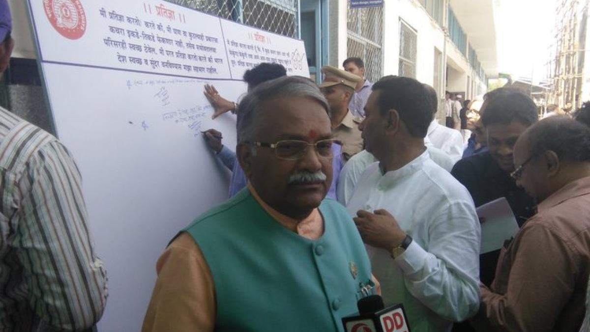 Shiv Sena leader Chandrakant Khaire slams BJP for holding virtual rallies amid pandemic