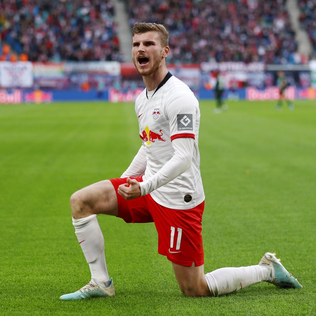 'We haven't had an exchange yet': RB Leipzig's managing director on Timo Werner's link to Chelsea