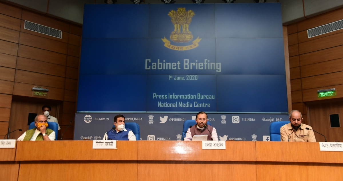 Highlights from the first Cabinet Meeting of Modi 2.0