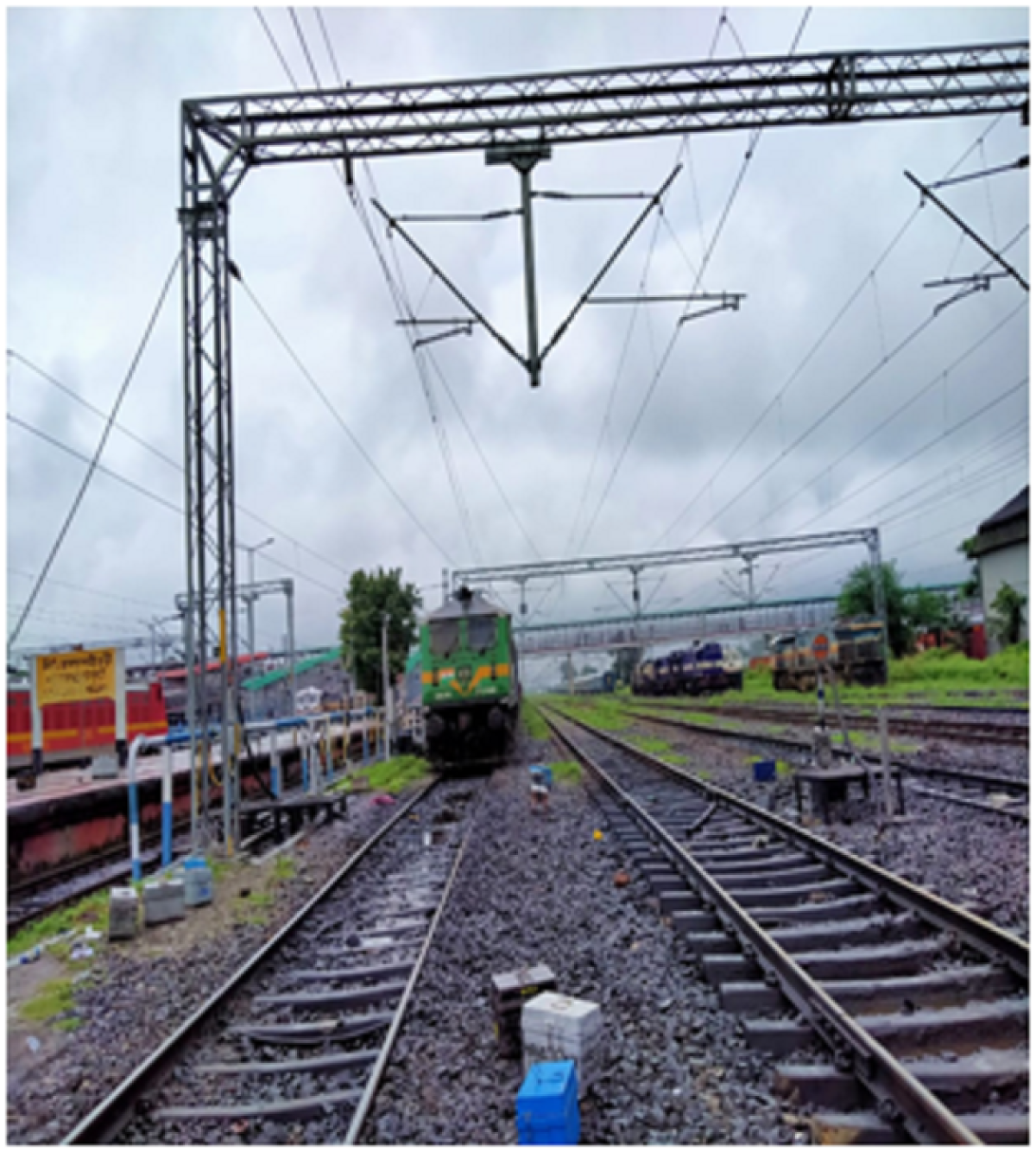 NF Railway electrification: A new dawn and era of speed and savings
