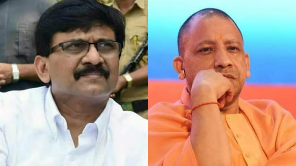 Sanjay Raut wishes Yogi Adityanath on his birthday; also wishes luck for building Ram Mandir during his tenure