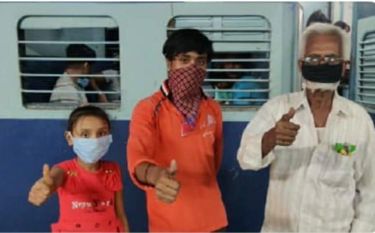 Western Railway successfully runs 1162 Shramik Special trains, ferries 17.42 lakh migrants