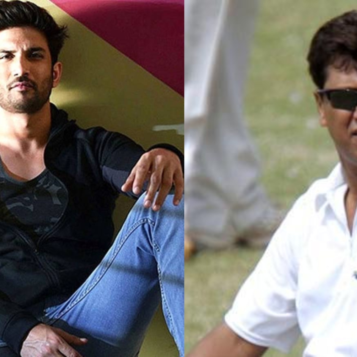 'Shocking moment': Cricketer who trained Sushant Singh Rajput for his role in MS Dhoni mourns the actor's death
