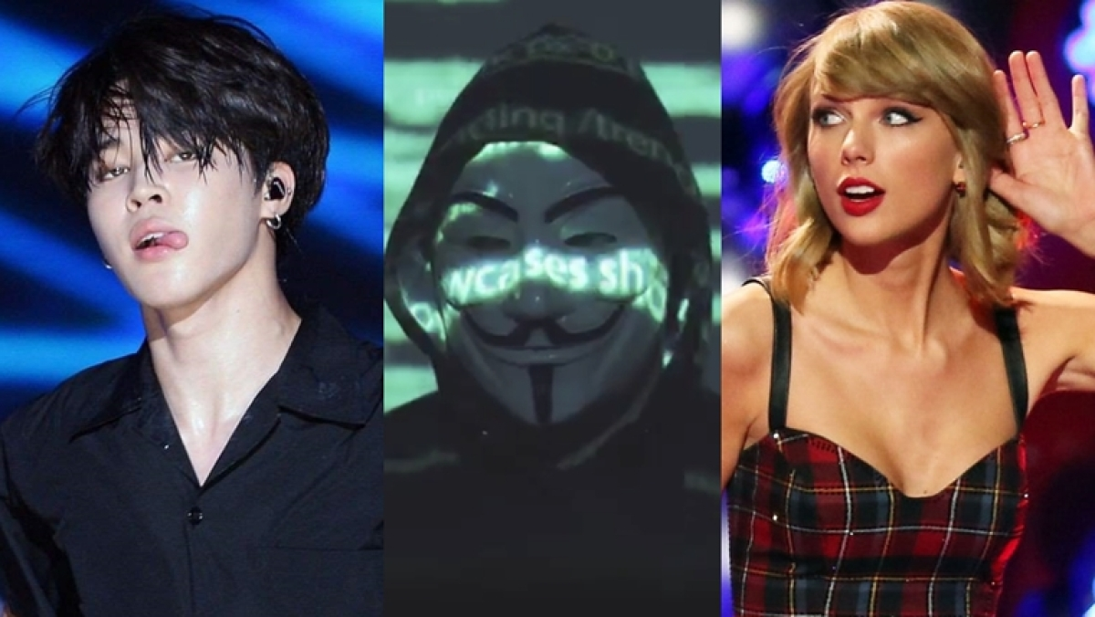 Anonymous calls upon K-pop, Anime, Taylor Swift fans to attack #EXPOSEANTIFA