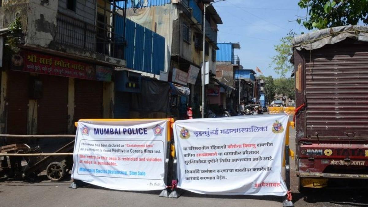 Coronavirus in Mumbai: Zero sealed buildings and containment zones in BMC's three municipal wards
