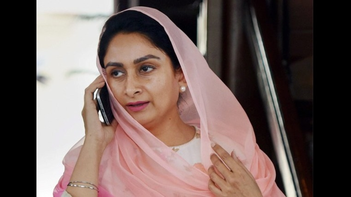 'Yogi ji assures no injustice will be done', says Harsimrat Kaur Badal amid reports that 30,000 Sikh farmers may be displaced in UP