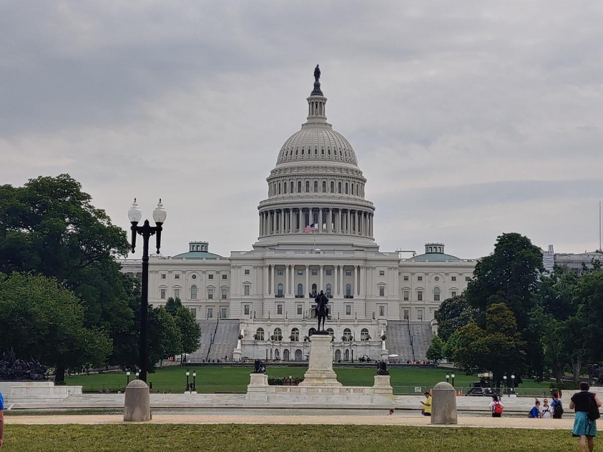 Democrat-led US House approves Washington DC statehood