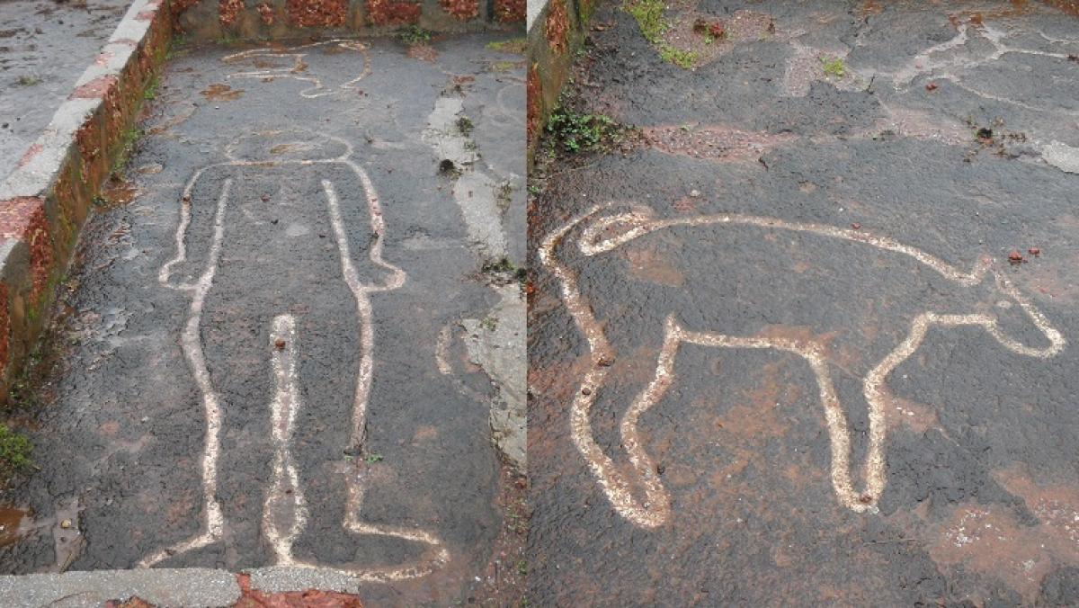 FPJ Impact: Maharashtra govt sanctions protective cover for pre-historic carvings in Ratnagiri district