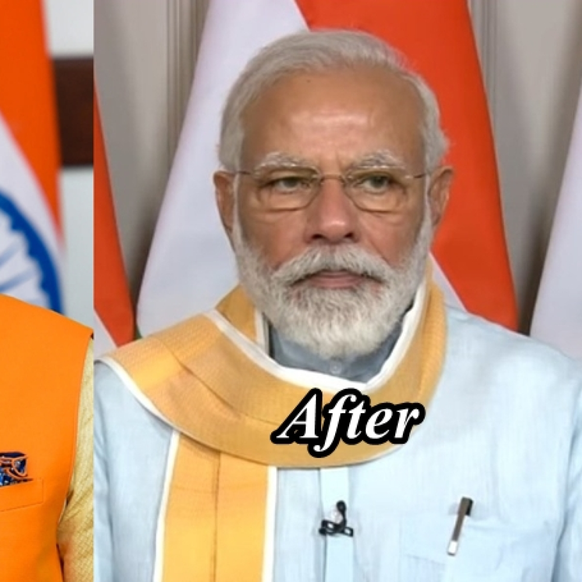 'Makes him look truly bad a**': Netizens have just noticed PM Modi's new quarantine beard