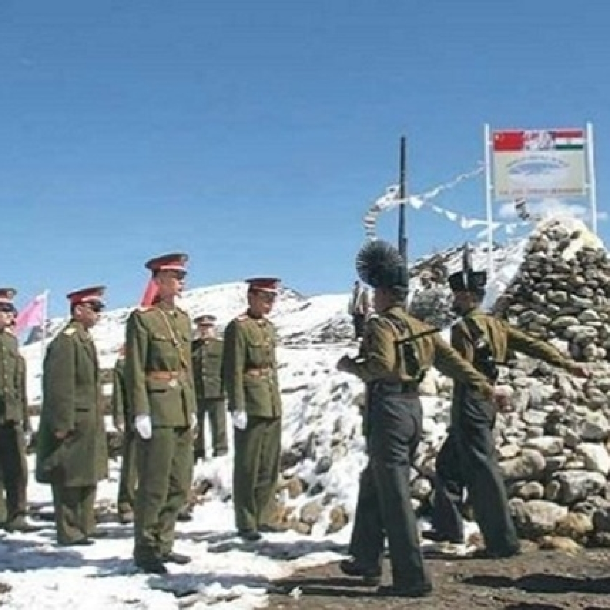 India and China have agreed to 'peacefully resolve' the standoff in Ladakh, says MEA