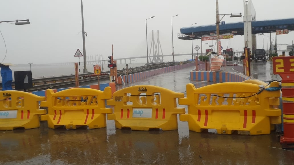 Cyclone Nisarga: Cyclone Nisarga reaches Mumbai; follow live updates here