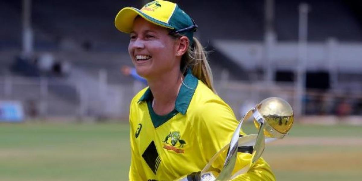 Lanning feels COVID-19 break won't have impact on women's game