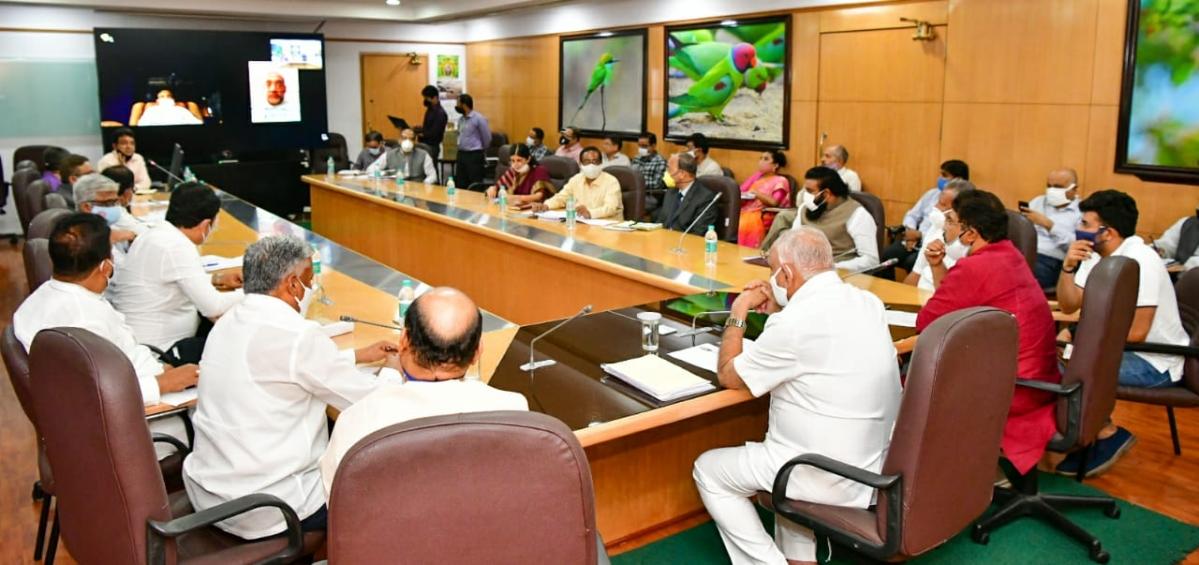 Karnataka does away with lockdown; Yediyurappa says 'it is not a solution'