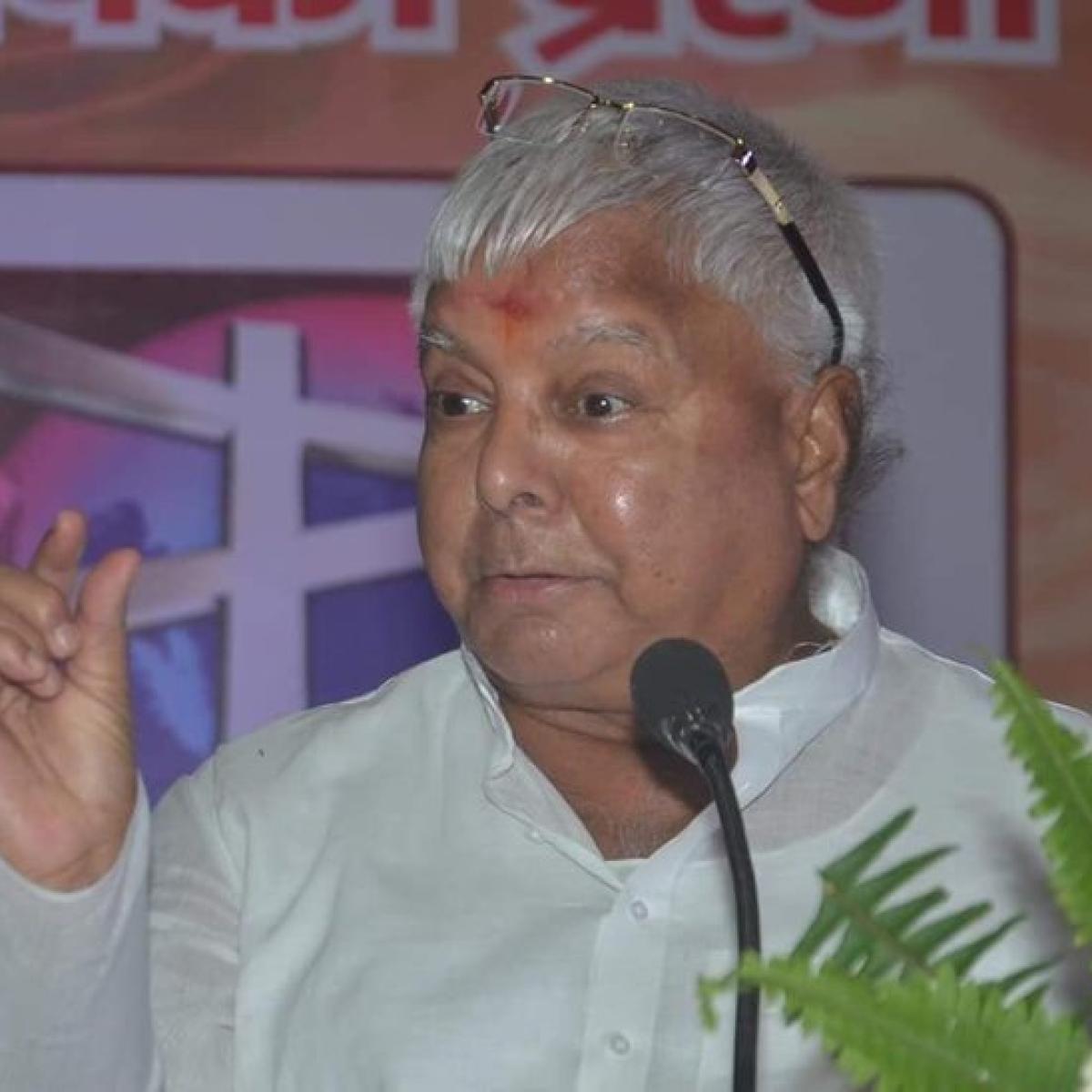 Lalu Prasad Yadav for millennials: The anti-Hindutva secular champion who ran out of tricks