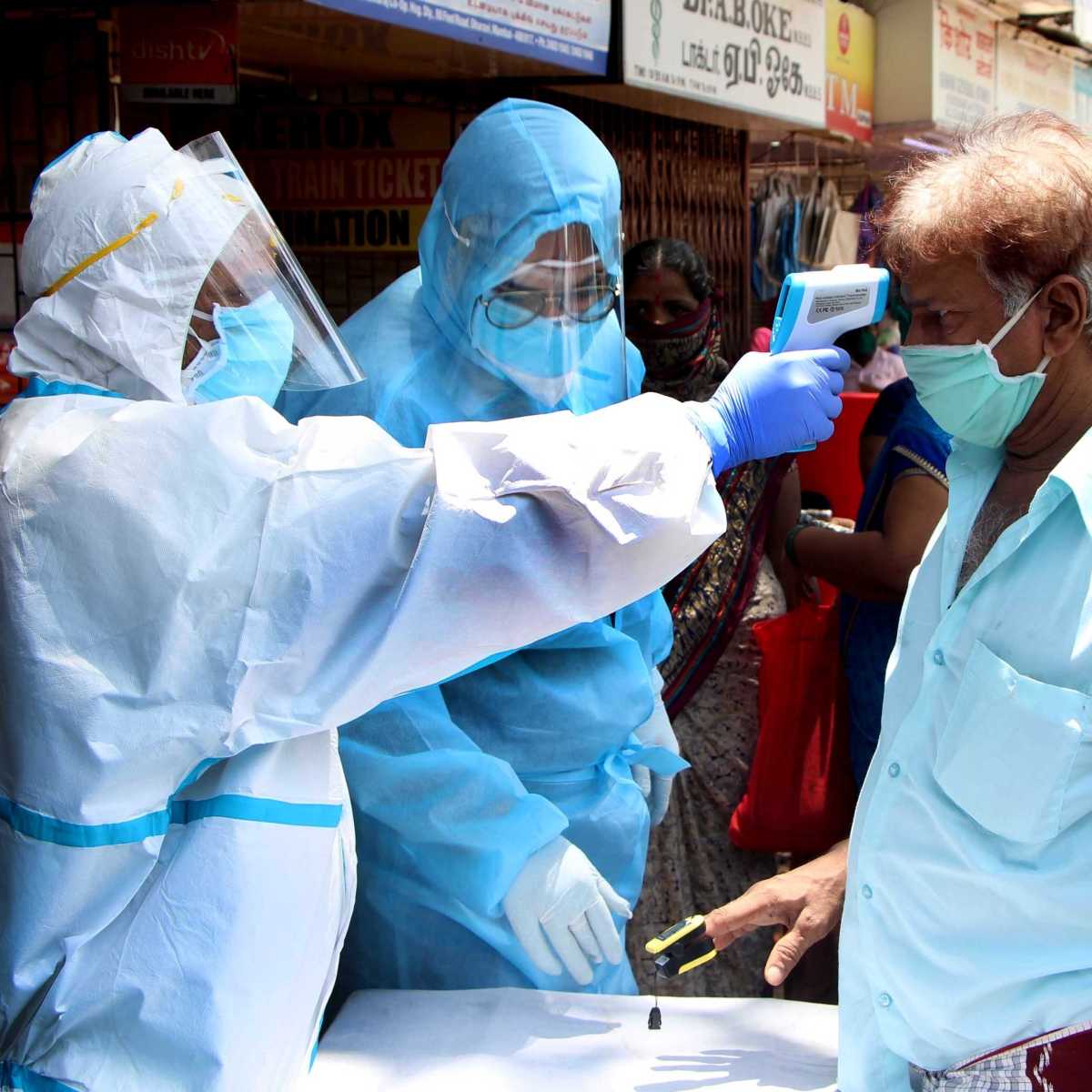 Coronavirus outbreak: Some Navi Mumbai areas have fewer cases, but high mortality rates
