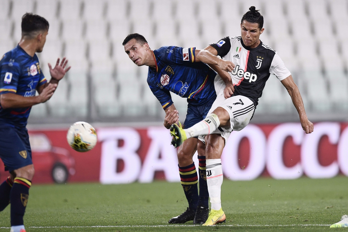 Ronaldo back in form