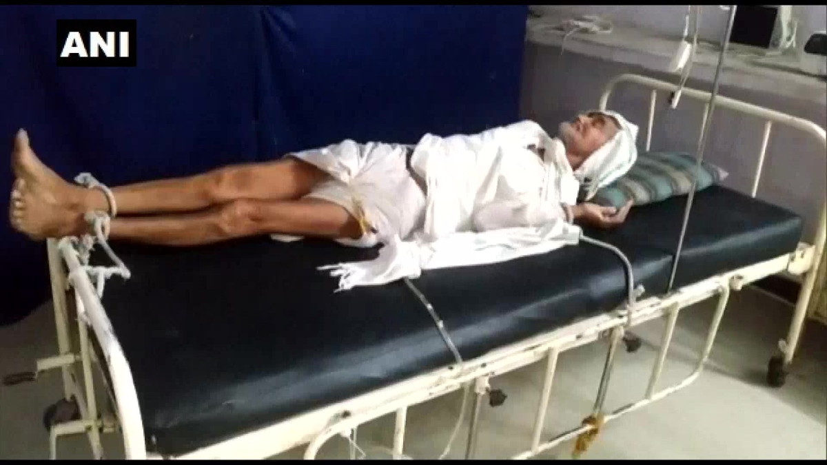Shocker: 80-year-old man tied to hospital bed allegedly for not paying medical bills in MP's Shajapur