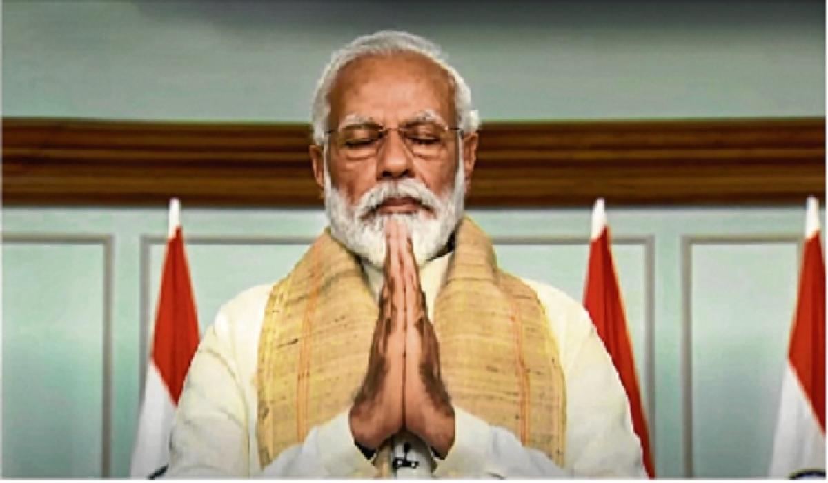 Modi hint of Unlock 2.0