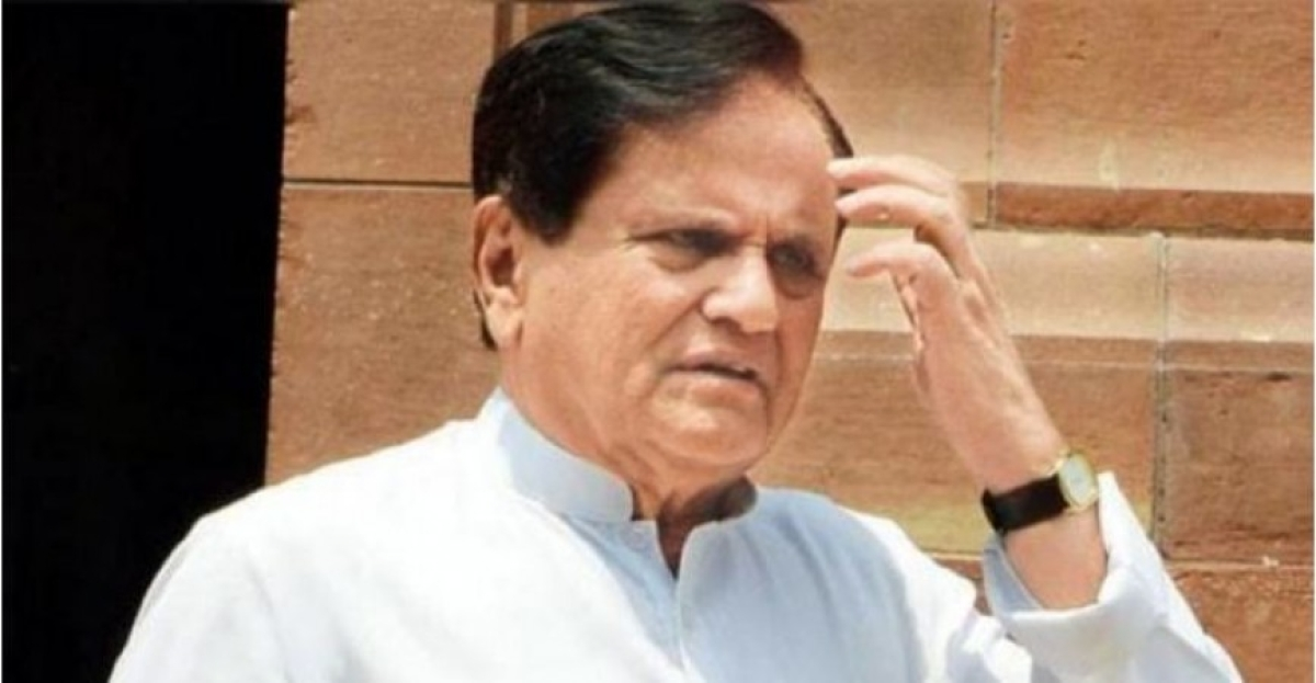 Ahmed Patel may face custodial interrogation