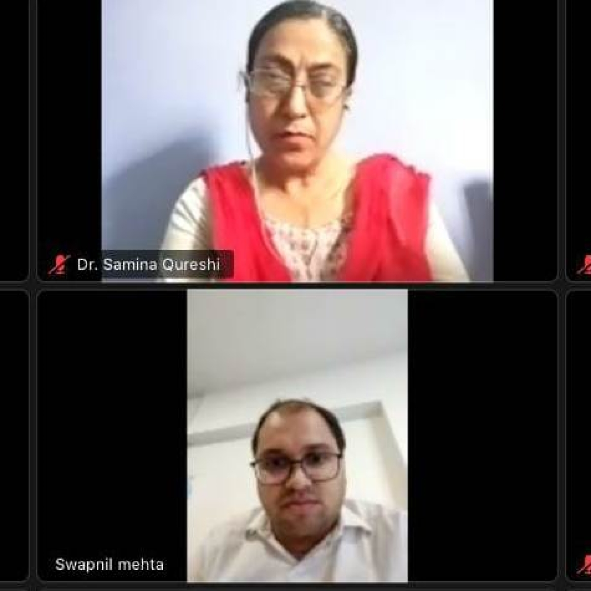 Ujjain: International webinar on coping with COVID-19 concludes