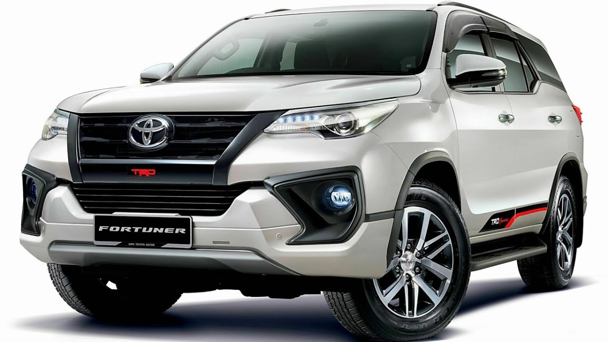 The Toyota Fortuner is one of the cars that Shield Armoring has bullet proofed