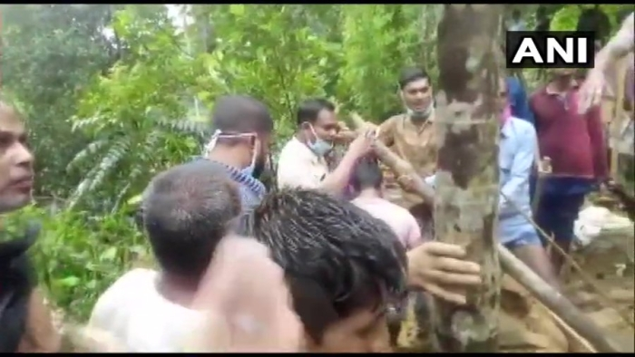 At least 20 killed in landslides in Southern Assam, several others injured