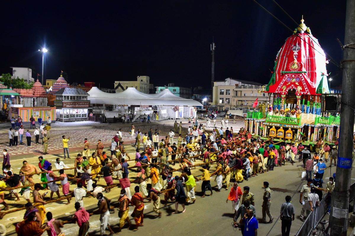 Rath Yatra on June 23, 2020: How to watch live stream on Doordarshan