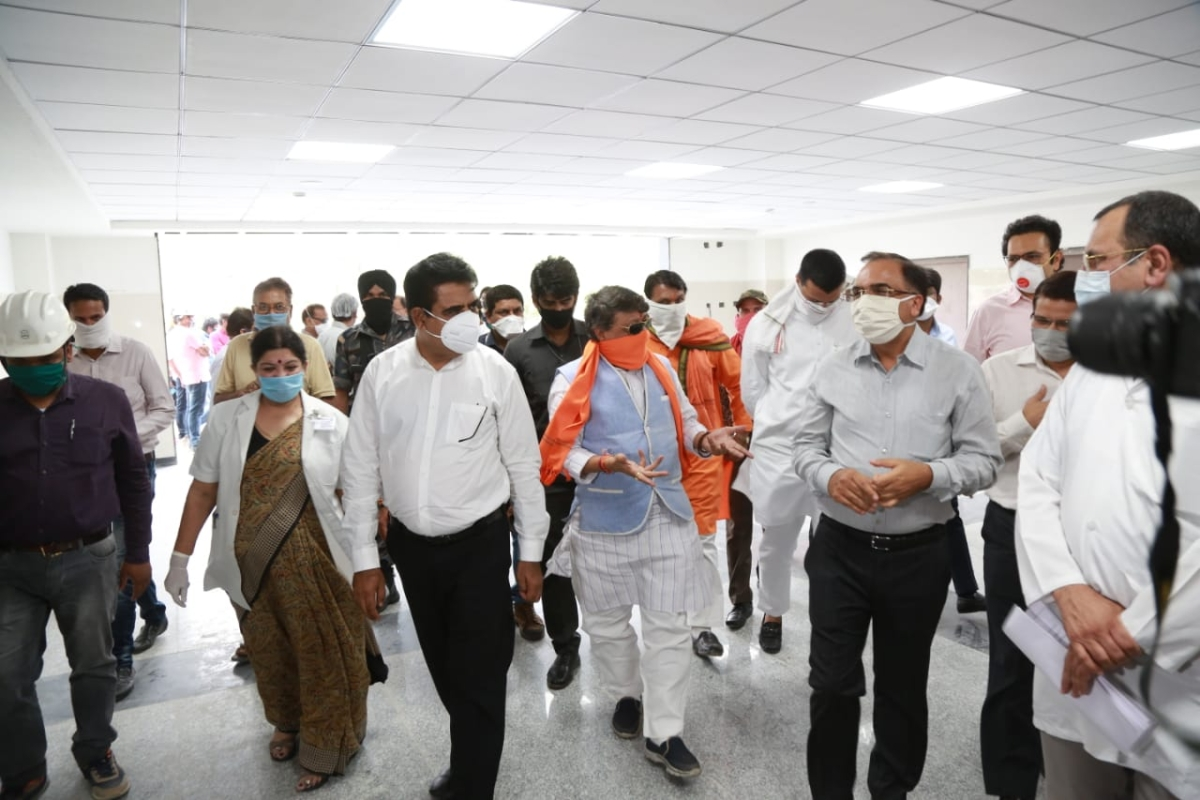 Indore: AYUSH doctors to man 'Superspeciality' Hospital​