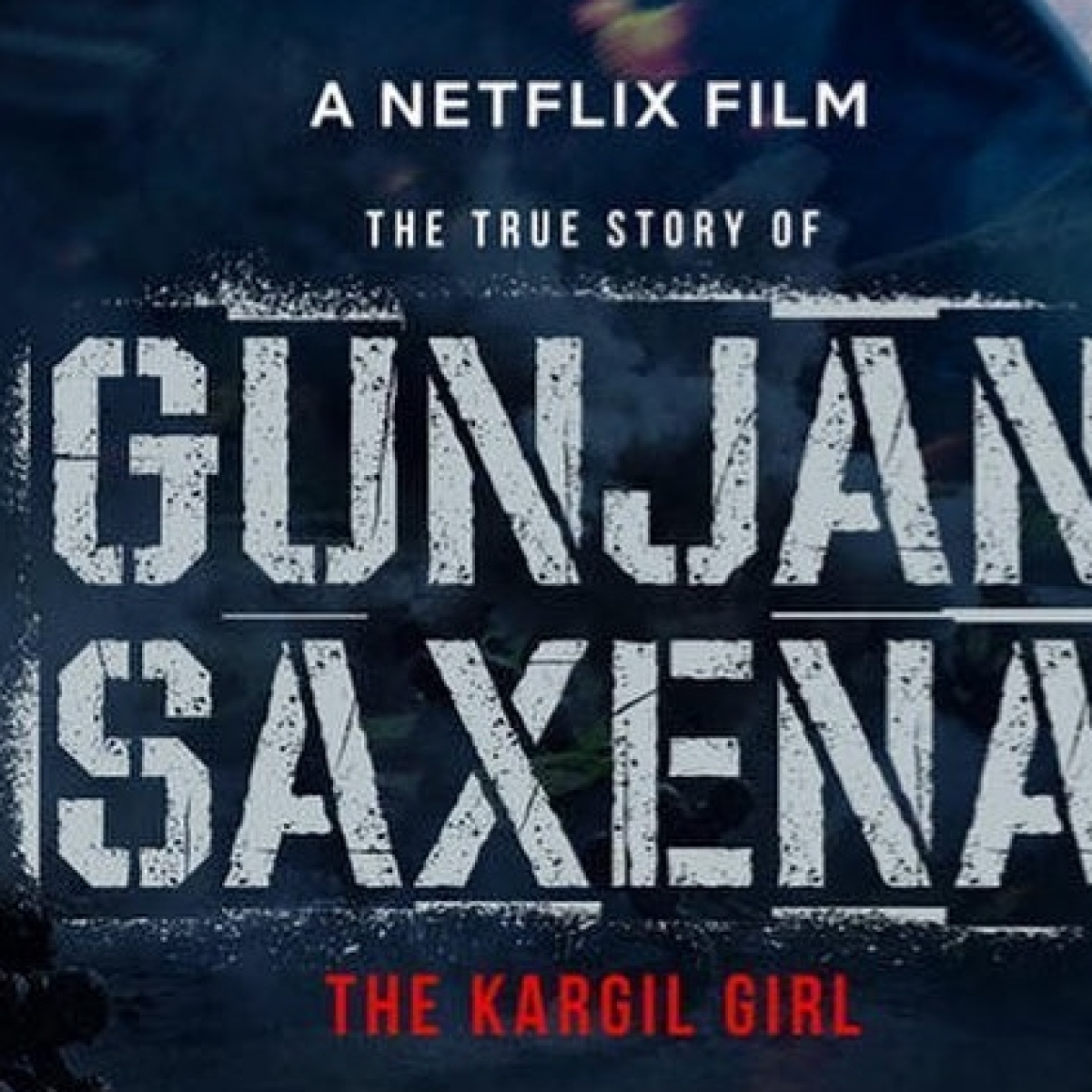 Janhvi Kapoor's 'Gunjan Saxena: The Kargil Girl' to release on Netflix