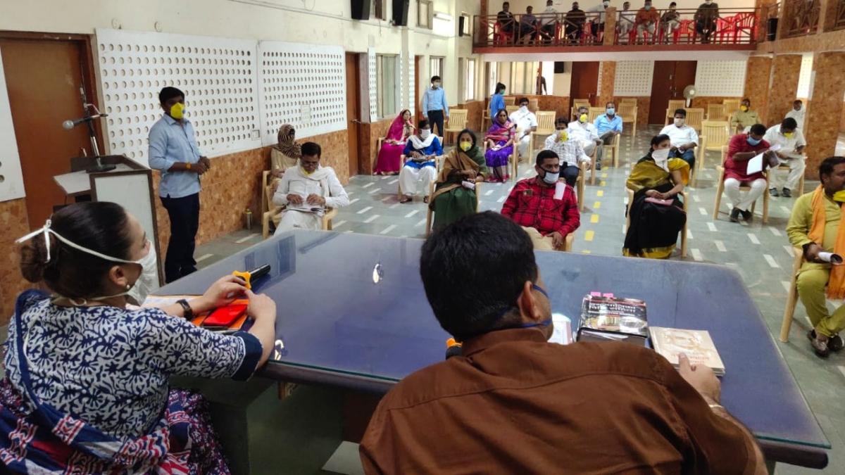 Madhya Pradesh: Mandsaur municipality budget approved