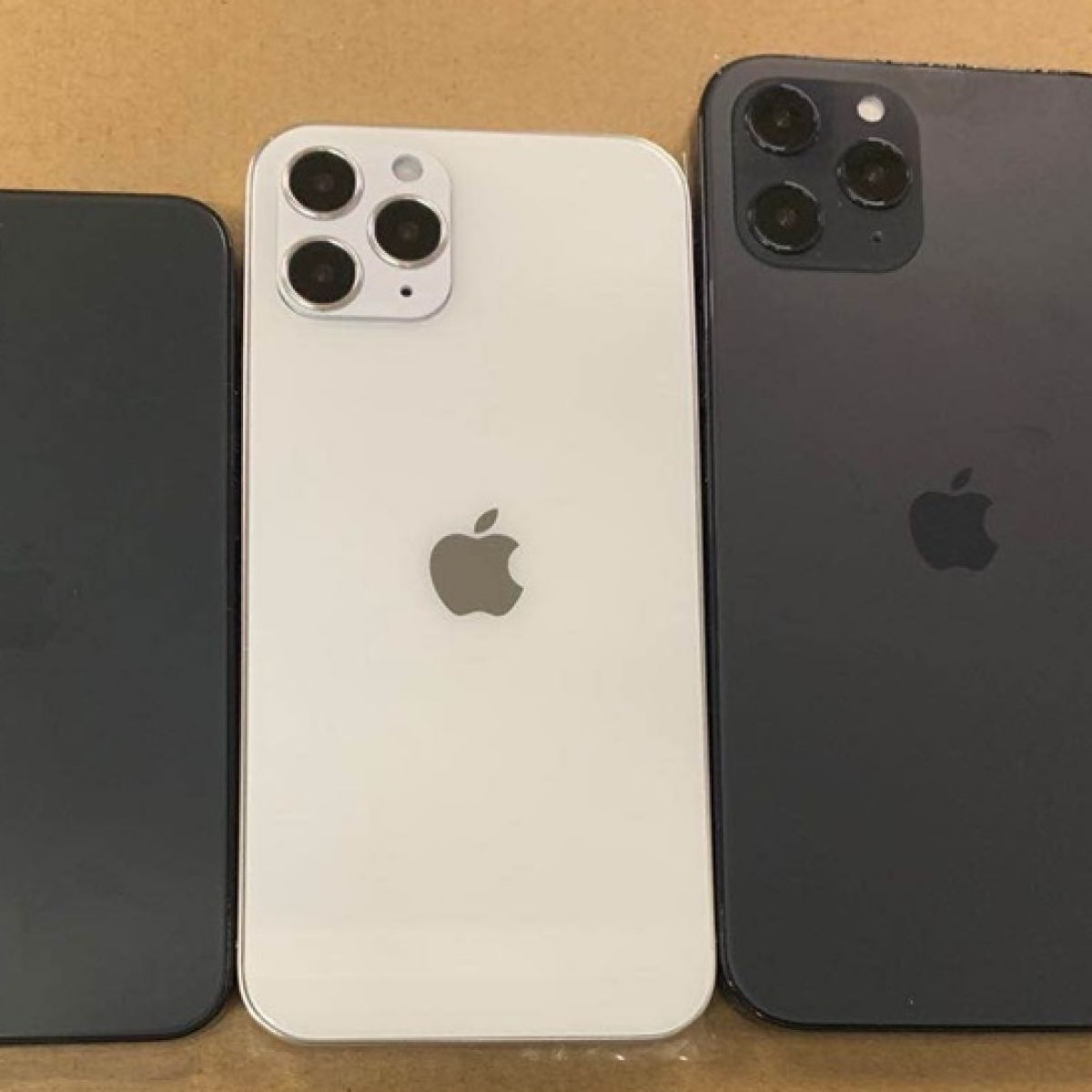 Apple's iPhone 12 images leaked, dummy units hint at three screen sizes