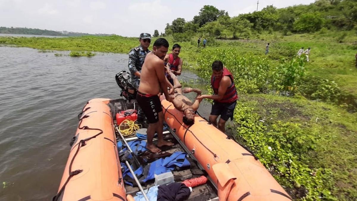 Bhopal: Crocodile kills man in Kaliasot river