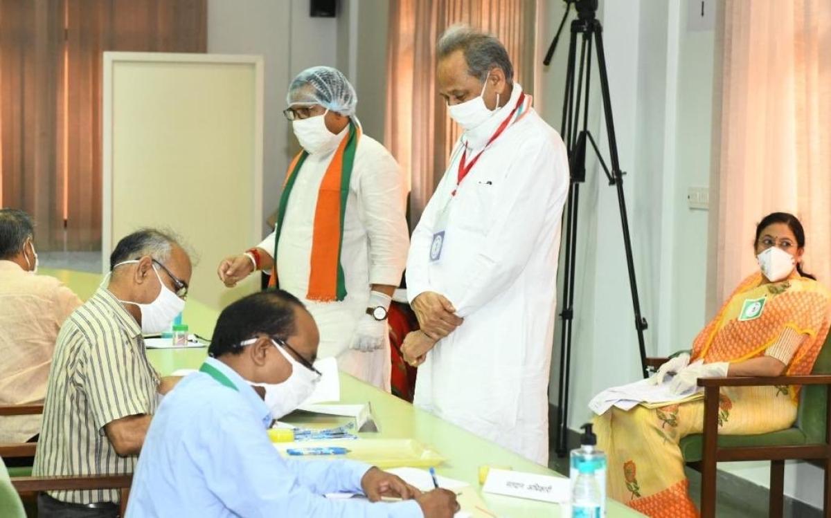 Rajya Sabha Elections: Congress win 2 seats, BJP bag 1 in Rajasthan