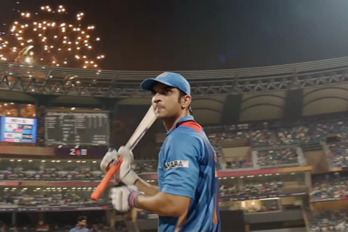 When Sushant Singh Rajput became MS Dhoni and captured our ...
