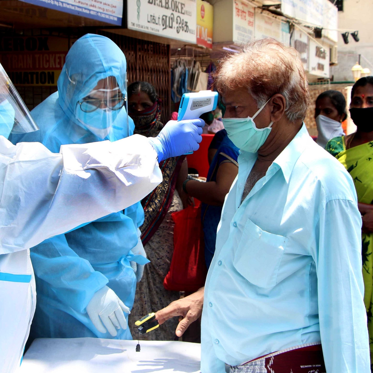 Coronavirus in Maharashtra: With record spike of 7,074, state's COVID-19 tally crosses 2 lakh