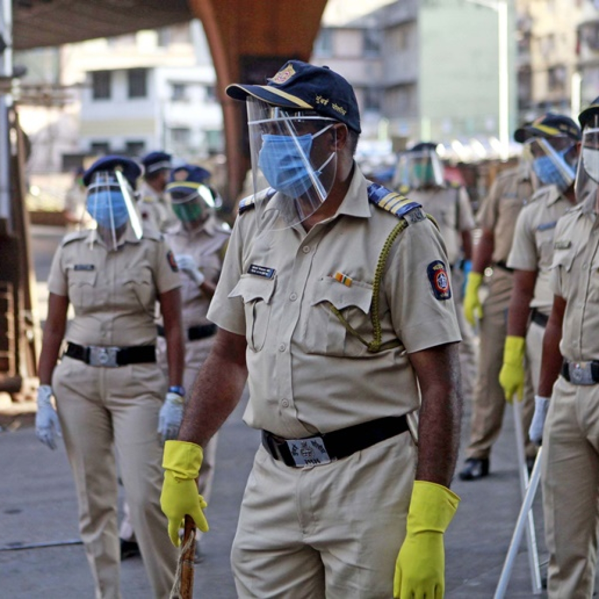 47 more Maharashtra Police personnel test positive for COVID-19