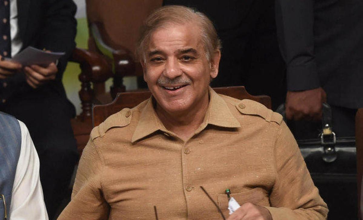 Shehbaz Sharif, President of the Pakistan Muslim League