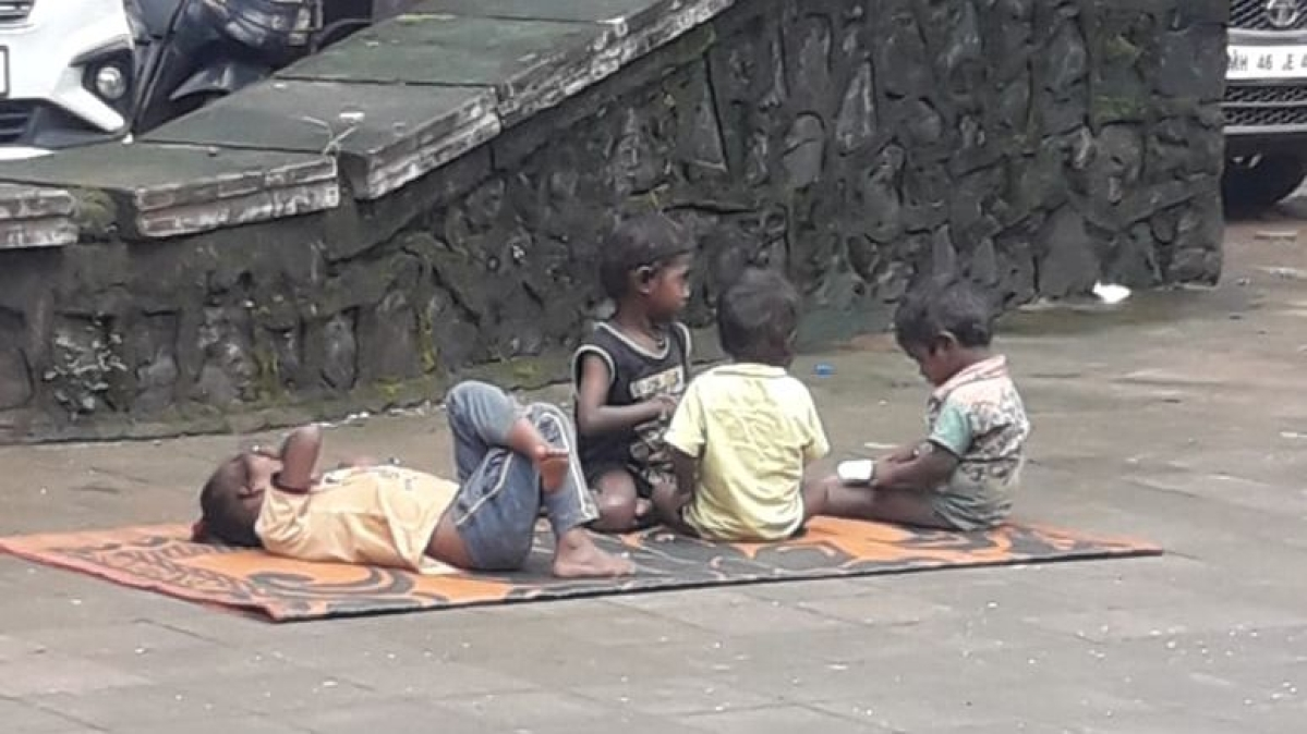 Coronavirus in Mumbai: No food, no money to use public toilet, lockdown takes a toll on street children