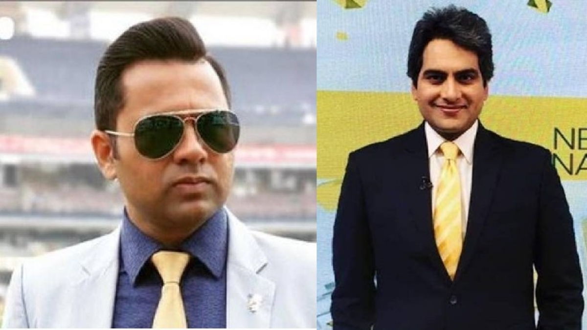 'Popcorn khao, bella ciao': Aakash Chopra mocks Sudhir Chaudhary over China's one-child policy episode
