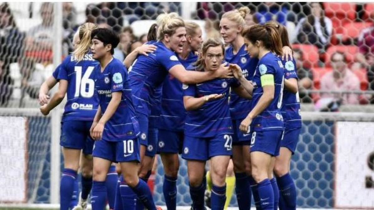Chelsea eves declared champions on points-per-game