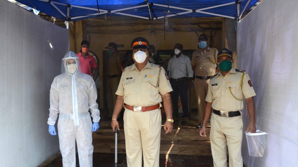 Coronavirus in Mumbai: Cops aged 55 and above to be sent on paid leave, says Maharashtra Home Minister Anil Deshmukh