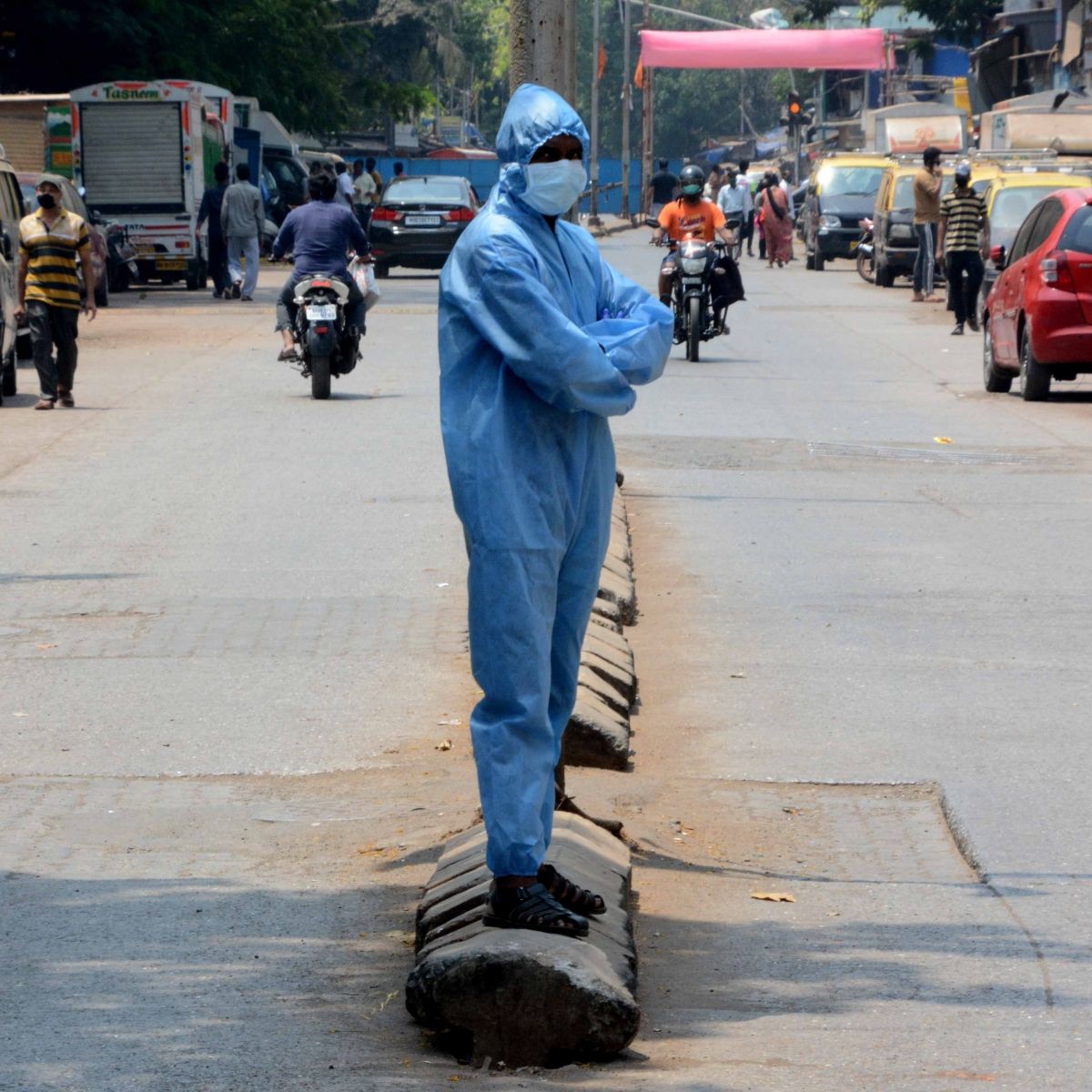Coronavirus in Mumbai: 57 deaths in 24 hours is city's highest single-day count