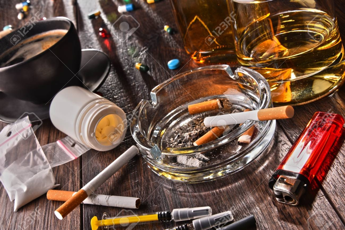Cigarette, tobacco,  drug sale thrives during lockdown
