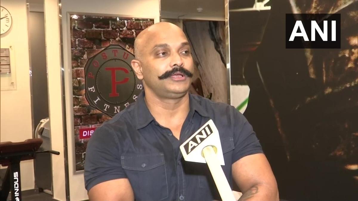 Mumbai gym owner Abhishek Patil