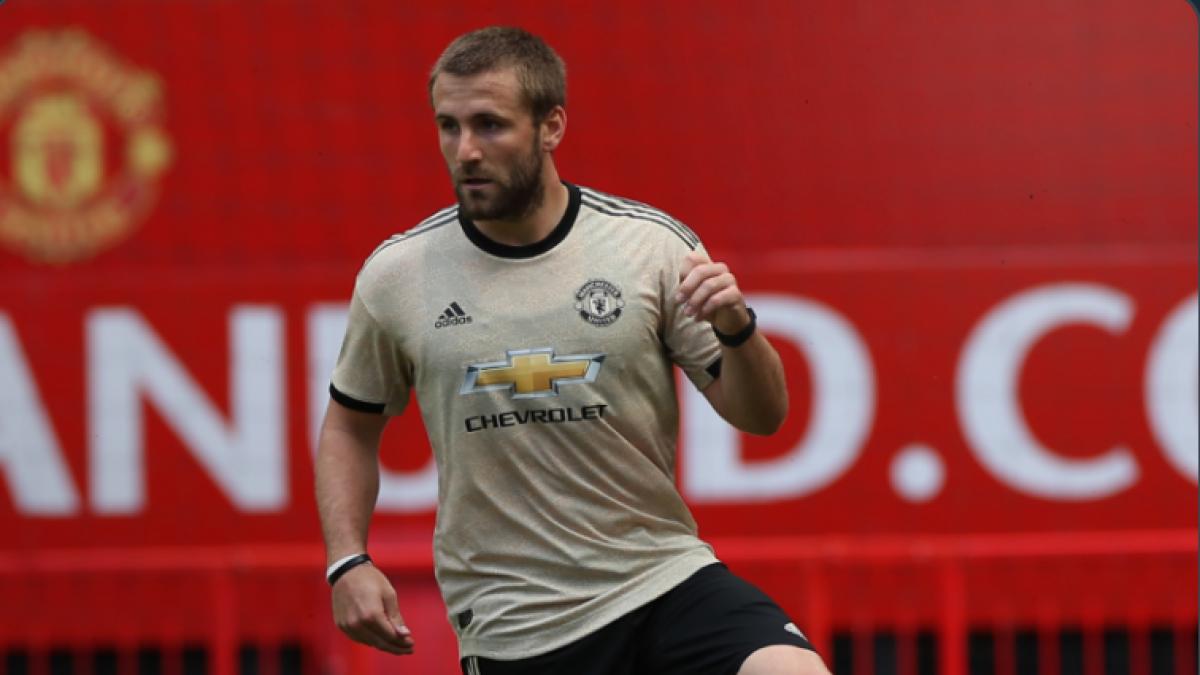 Revealed - details of super-secret Manchester United friendly including Luke Shaw's brace
